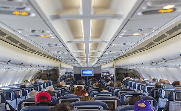 Къде се намира най-безопасното място в самолета