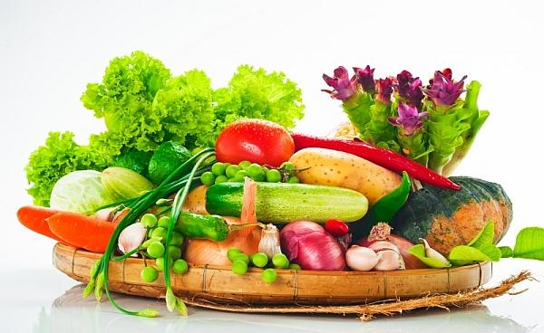 Колко калории има в зеленчуците