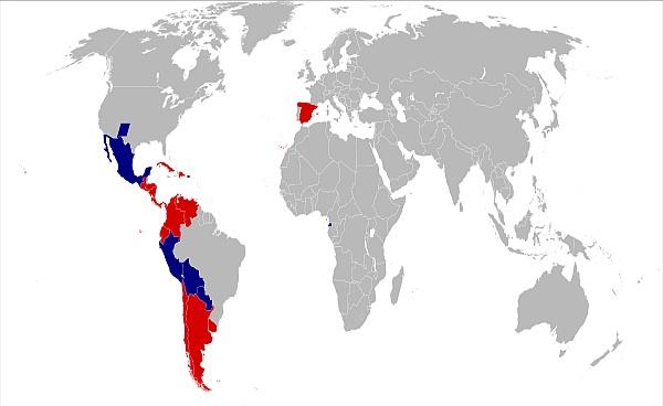 къде се говори испански