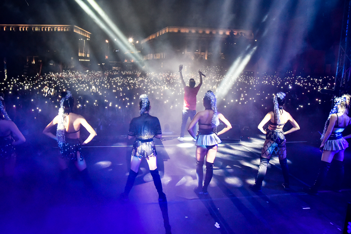 Над 220 хиляди станаха част от любимото музикално турне Coca-Cola The Voice Happy Energy Tour